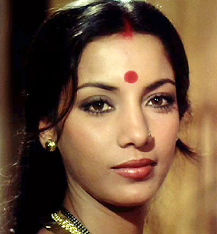 shabana azmi child